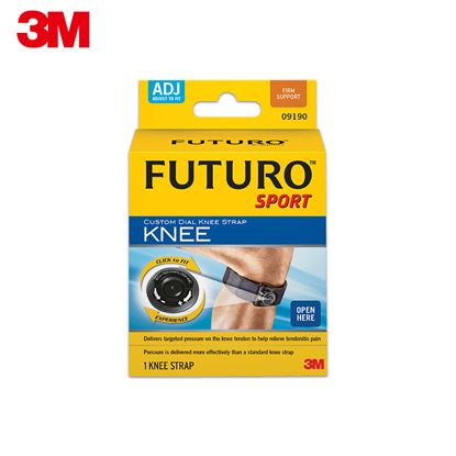 圖片 3M FUTURO 旋鈕式髕骨加壓帶