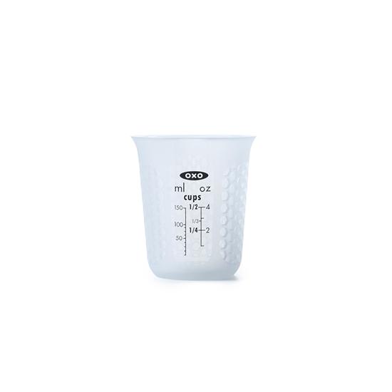 圖片 OXO 010311 矽膠軟質量杯-150ML