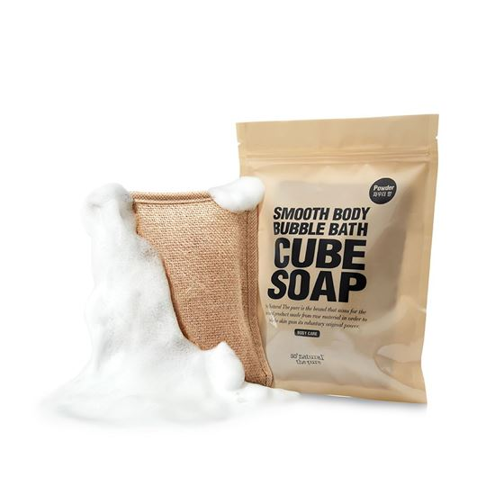 圖片 【SO NATURAL】天然麻SPA泡泡搓澡皂-爽膚香2入優惠組(160g)-電