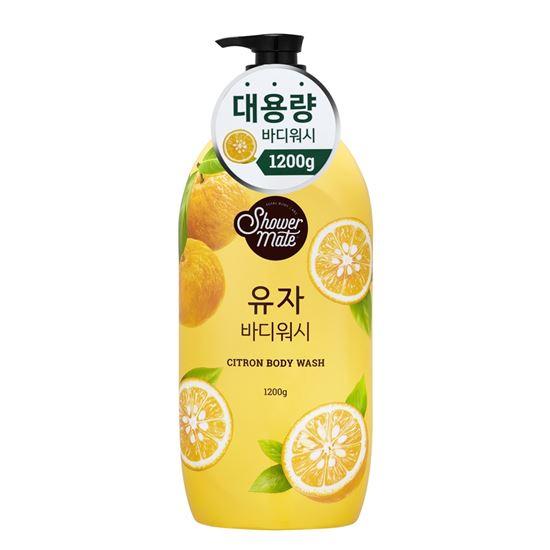 圖片 韓國清爽美肌果香沐浴乳3+1瓶組