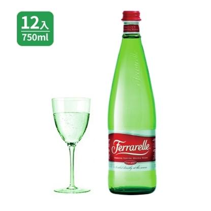 圖片 法拉蕊氣泡礦泉水(12瓶)750ML