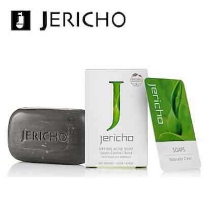 圖片 【Jericho】天然平衡控油死海泥皂 125g