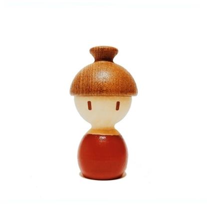 圖片 《IWOOD》木小萌積木|  LOVELY HOME BLOCKS 創意木玩 兒童玩具
