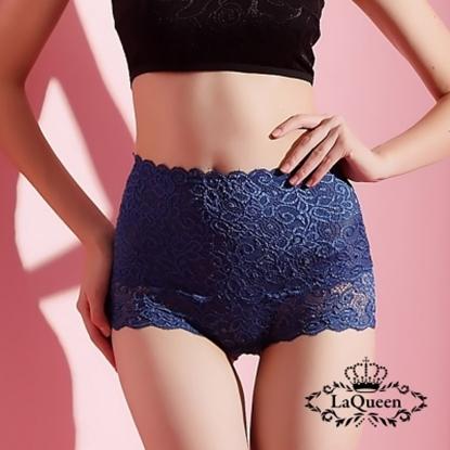 圖片 【LAQUEEN】蠶絲膠原蛋白修飾褲(7311)