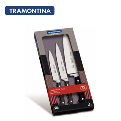 圖片 TRAMONTINA CENTURY 系列三件式刀具組