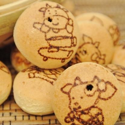 【瘋神邦】森永小牛巧克力餅乾-輕鬆包265G/包X5包