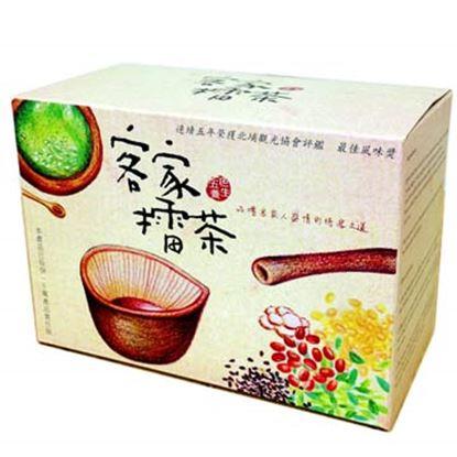 圖片 五色養生客家擂茶(40gX15包/盒)