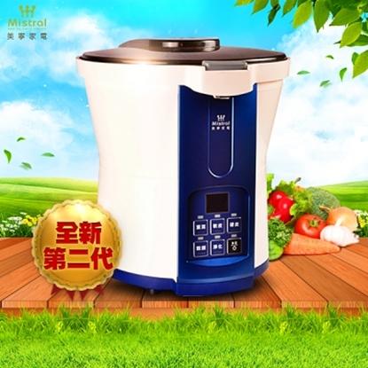 圖片 美寧超微粒子自動洗菜機(型號JR-WP2001)x1-電