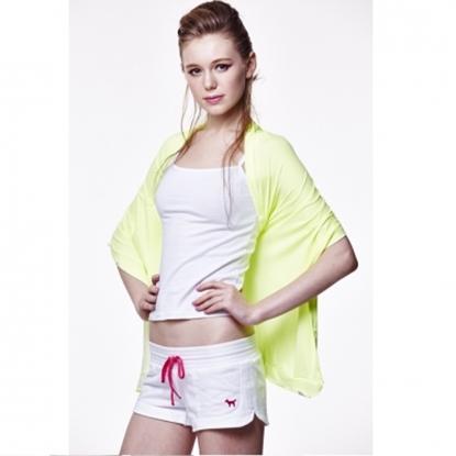 圖片 【極光】先進光學美療布-防曬披肩-黃色-電