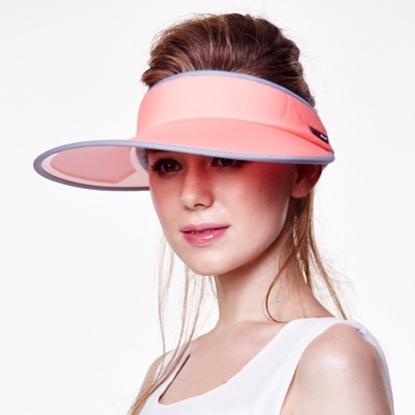 圖片 【極光】先進光學美療布大太陽帽(范冰冰愛用款)-紅色-電