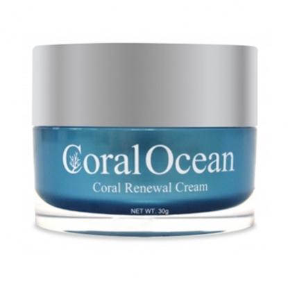 圖片 《買1送1》【CORAL OCEAN海洋奇肌】珊瑚逆齡再生乳霜30G-電
