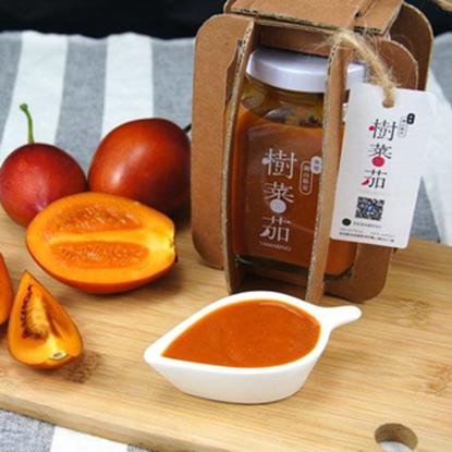 圖片 【草地狀元】春霖山園 樹蕃茄純醬 2入組(300g/瓶)-電
