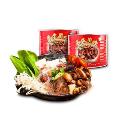 圖片 【欣欣】 養生羊肉爐1700GX5罐-O
