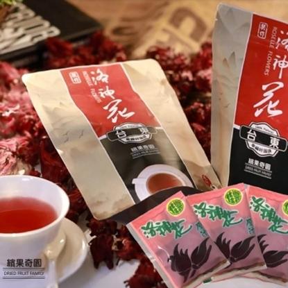 圖片 【繽果奇園】美味契作洛神花蜜(16袋)-電