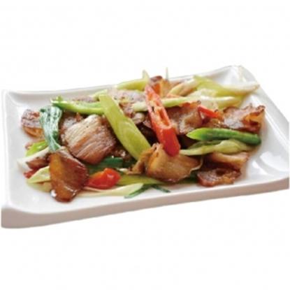 圖片 【草地狀元】添興師蔗香檜木燻肉X4包-電