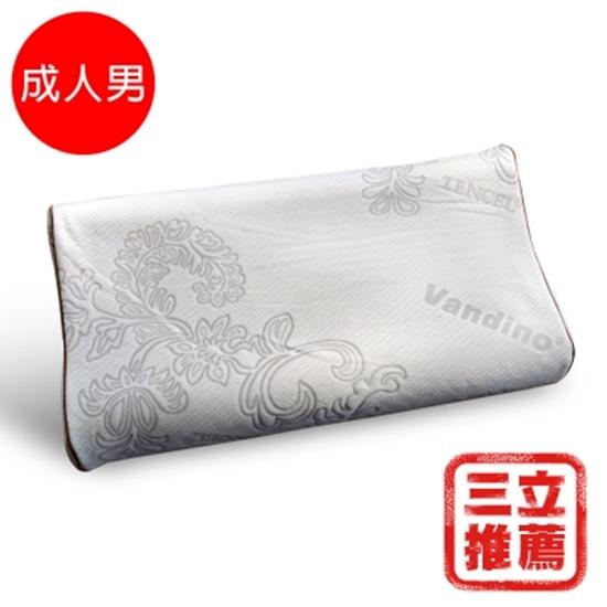圖片 【床枕e專家】E美枕 (備長炭型)-電