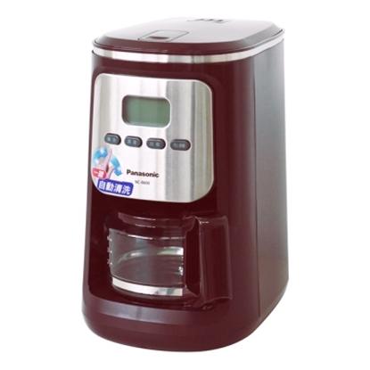 圖片 【Panasonic國際牌】4人份全自動研磨咖啡機 NC-R600 ★送綜合咖啡豆