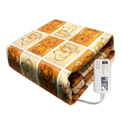 【韓國甲珍】恆溫雙人電熱毯 KR3800-T