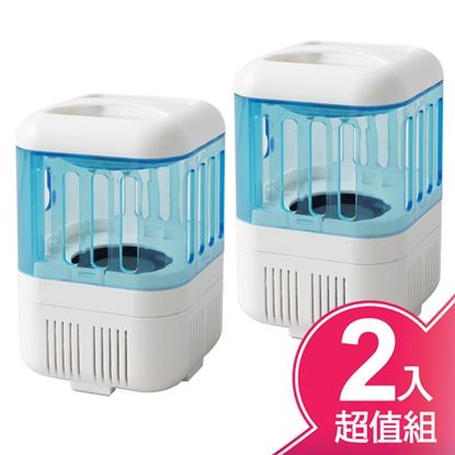 圖片 【南亞】輕巧型USB捕蚊燈(二入組) EF-668