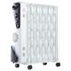 【快譯通Abee】12片扇葉波浪型恆溫電暖器 POL-1202