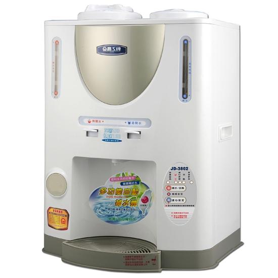 圖片 【晶工牌】自動補水溫熱全自動飲水供應機 JD-3802