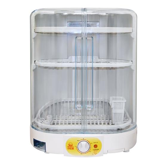 可用5倍券 【日虹牌】三層直立溫風式烘碗機 RH-427