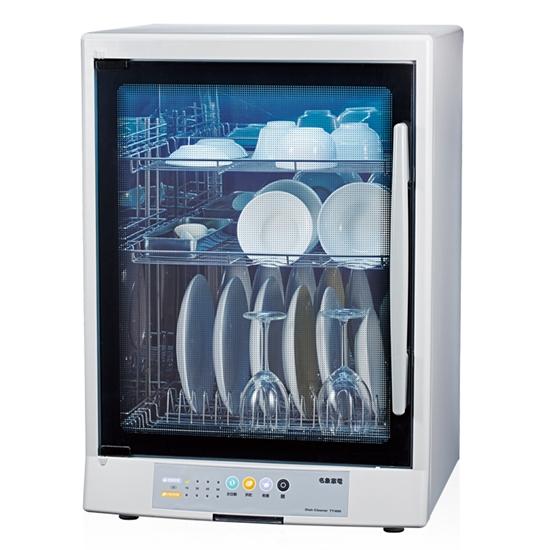 圖片 【名象】三層紫外線烘碗機 TT-889