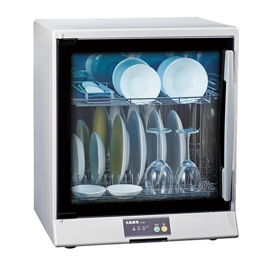 圖片 【名象】二層紫外線烘碗機 TT-908