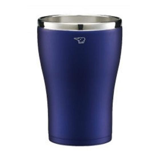 圖片 【象印】0.45L不鏽鋼真空保溫杯(無杯蓋)SX-DD45(AD)