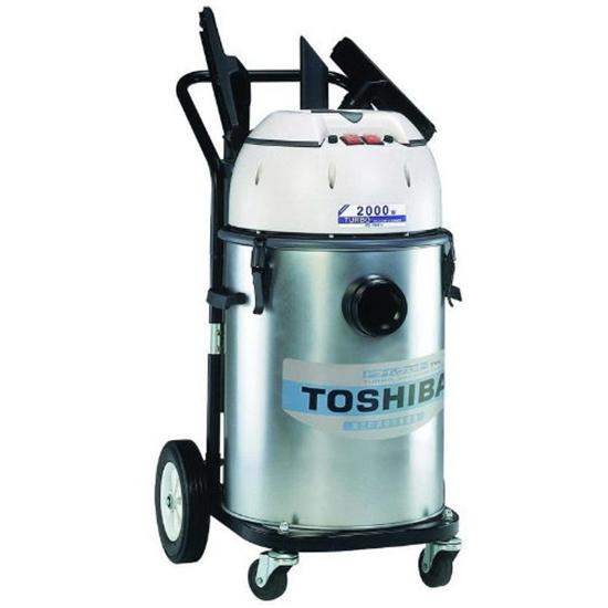 圖片 【TOSHIBA東芝】雙渦輪工業用乾濕兩用吸塵器(60公升集塵桶) TVC-1060