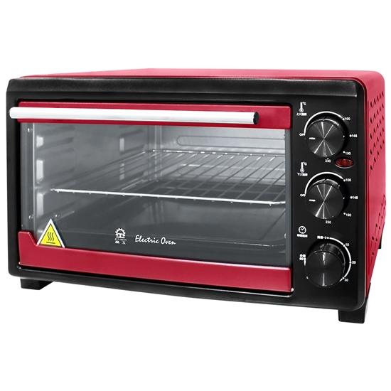 圖片 【晶工牌】23L雙溫控電烤箱 JK-723