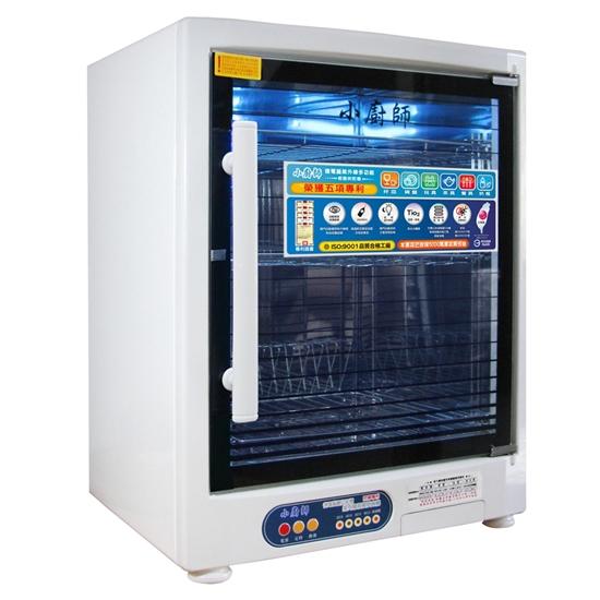 圖片 【小廚師】三層奈米光觸媒紫外線烘碗機 TA-808