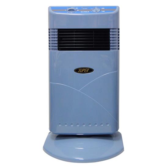 圖片 【嘉麗寶】直立式定時陶瓷電暖器 SN-889T