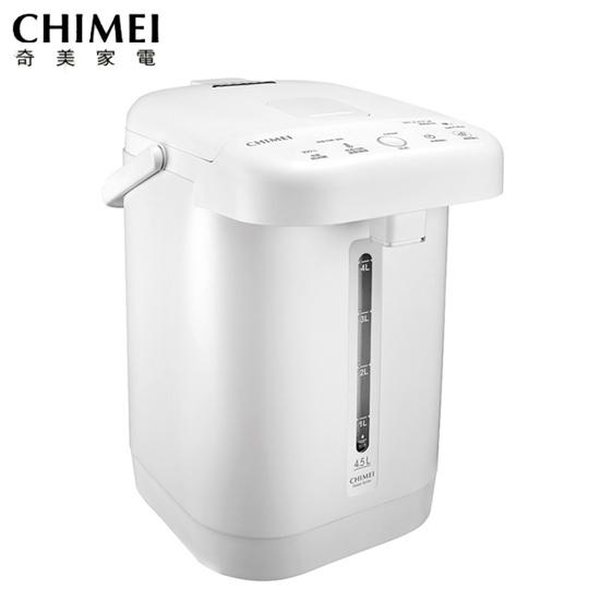 圖片 【CHIMEI奇美】4.5L不鏽鋼觸控電熱水瓶 WB-45FX00