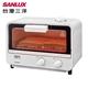 【SANLUX台灣三洋】9公升蒸氣烘烤電烤箱 SK-09AS