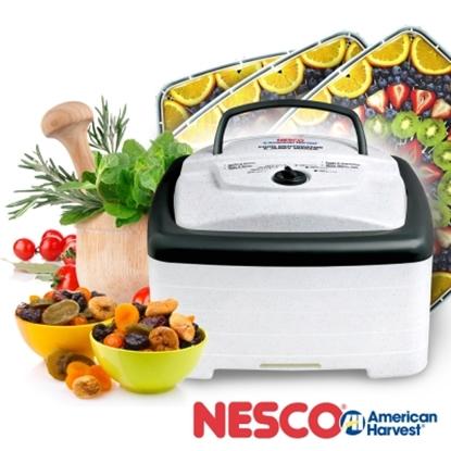 NESCO AMERICAN HARVEST 天然食物乾燥機 FD-80