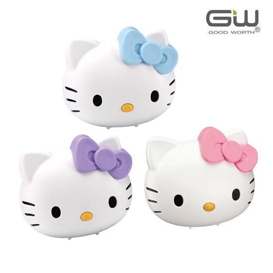 圖片 【GW】Hello Kitty水玻璃分離式除濕5入組(含烘鞋管)-美