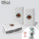 GW水玻璃 菱格紋分離式除濕機 三入(不含還原座) ※贈熱風除濕袋※
