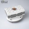 圖片 GW水玻璃 菱格紋分離式除濕機二件組(含還原座)