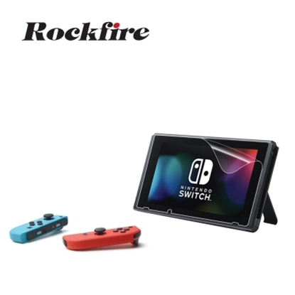 圖片 Rockfire Switch 高透光螢幕保護貼