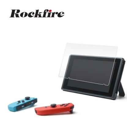 圖片 Rockfire Switch高透光9H鋼化玻璃保護貼