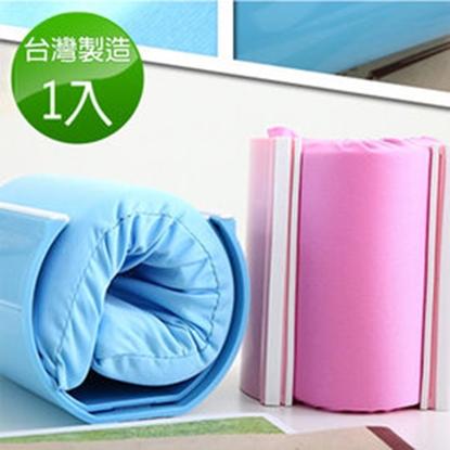 圖片 《Q PILOTER 派樂》台灣製造伸縮舒眠午安午睡枕〈1入〉贈拉力繩X1 記憶枕 兒童午安枕 辦公室午安枕