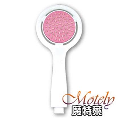 圖片 《MOTELY魔特萊》單段時尚花灑蓮蓬頭(1入) ∥單段出水∥省水省錢