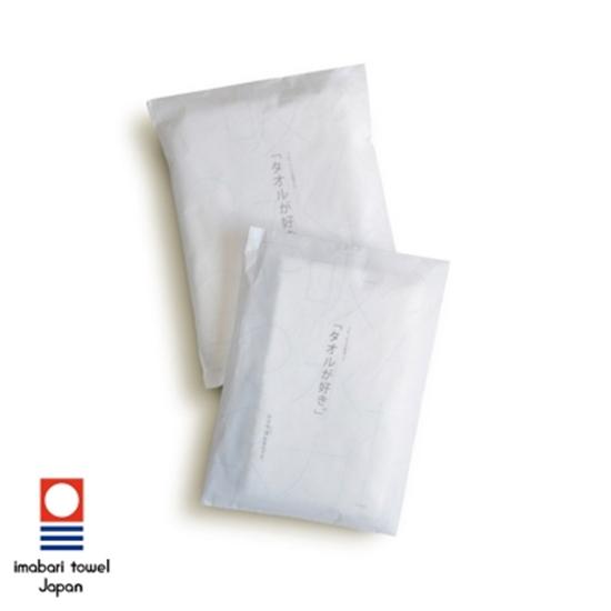 圖片 【今治織上】日本今治毛巾 今治認證 讓佐藤可士和感動的毛巾 - 臉巾(兩入組)
