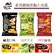 泰青農場香脆小米菓(鹹蛋口味/海苔芥末/四川麻辣)  6包組