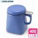 【ZERO JAPAN】陶瓷泡茶馬克杯(藍莓)400CC