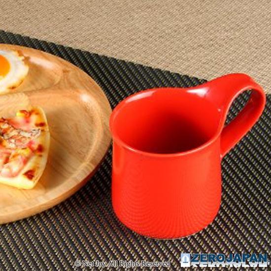 圖片 【ZERO JAPAN】造型馬克杯(大)300cc(蕃茄紅)