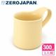 【ZERO JAPAN】造型馬克杯(大)300cc(香蕉黃)