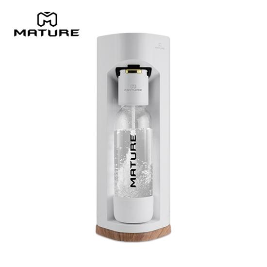 圖片 MATURE美萃 Luxury440系列氣泡水機-樺白