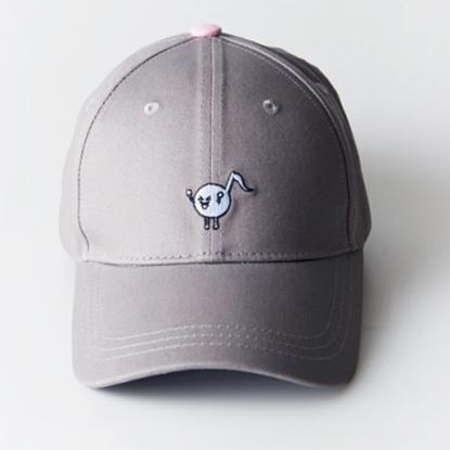 圖片 ? 【MTV最強音】潮牌聯名老帽-灰色